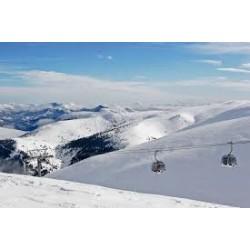 Estacion de Esquí. La Molina