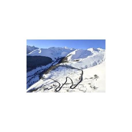 Estacion de Esquí. Péyragudes