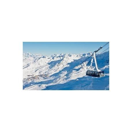 Estacion de Esquí. Val Thorens
