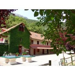 Centro de Turismo Activo en Huesca. Valle de Chistau.