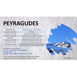 Viaje de esqui Peyragudes Puente de la inmaculada